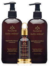 Nugene Anti-Hairloss Therapy: Serum Shampoo and Conditioner