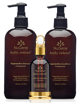 Nugene Universal Serum & Eye Serum Show 20% Increase in Skin Moisture