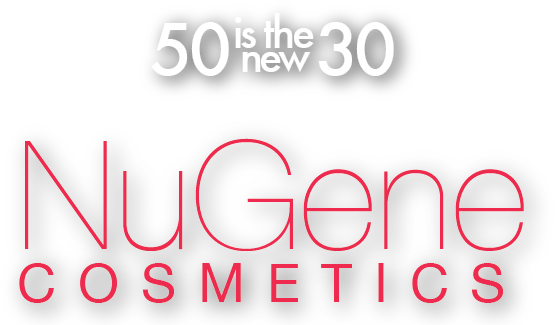 NuGene Cosmetics - 50 is the new 35